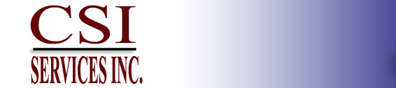 CSI Services Inc - MD PA WV